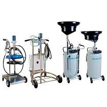 Equipos y sistemas de lubricación portátil