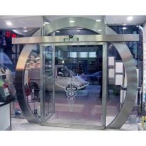 Operadores para puertas de cristal