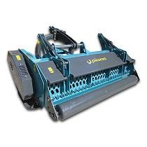 Trituradoras agrícolas de tractor