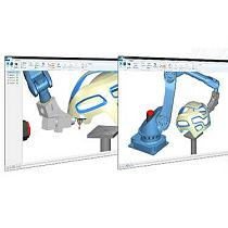 Software robótico CAD/CAM