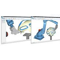 Software robótico CAD/CAM