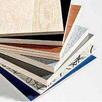 Paneles de madera contrachapada