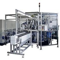 Máquinas para el montaje y engrasado de rótulas