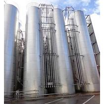 Silos en acero inoxidable
