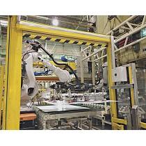 Puertas para protección de máquinas