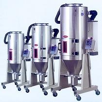 Secadores para termoplásticos