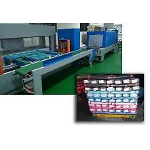 Embaladoras automáticas para tejidos