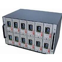 Controlador de temperatura de cámara caliente