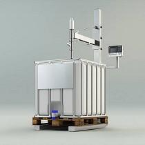 Sistema de llenado semiautomático