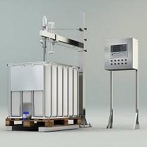 Sistema de llenado semiautomático compacto