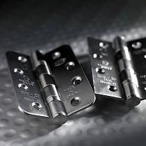 Bisagras con rodamientos certificadas CE