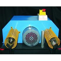 Máquina de avellanar tubos