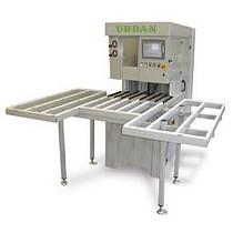 Limpiadoras CNC de dos ejes