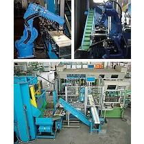 Maquinaria especial para la automatización
