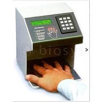 Lector biométrico antivandálico