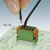 Conectores para aplicaciones de PCB de alta densidad