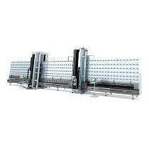 Taladros fresadores verticales de vidrio