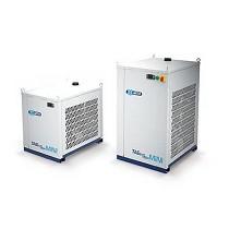 Refrigeradores de líquido condensados por aire