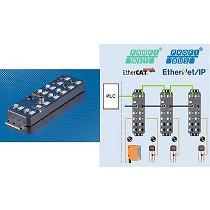Maestro IO-Link de 8 puertos para aplicaciones de campo