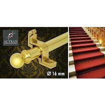 Barras para escaleras de latón