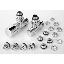 Válvulas de conexión para radiadores
