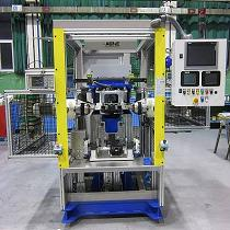 Máquinas especiales para rebordeado de tubos