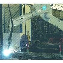 Soluciones robotizadas de soldadura