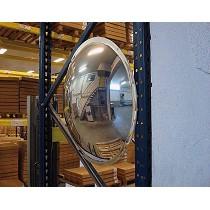 Espejos de media esfera verticales