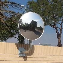 Espejos de seguridad para el tráfico vial