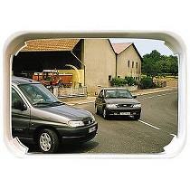 Espejos de seguridad rectangulares