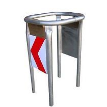 Protector circular para farolas y postes