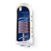 Termos eléctricos con dos intercambiadores de calor integrados