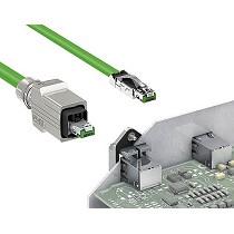 Conectores para aplicaciones de redes