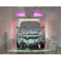 Lavado de coches sin contacto