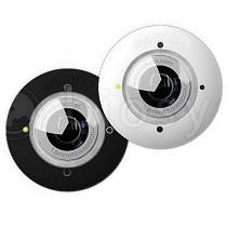 Cámaras IP con doble óptica hemisférica HiRes