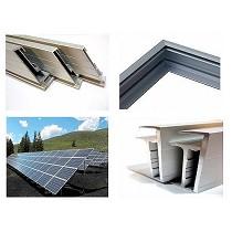 Piezas metálicas para energía solar