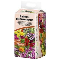 Sustratos para plantas de balcón