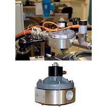 Acumulador y estabilizador de presión hidráulico