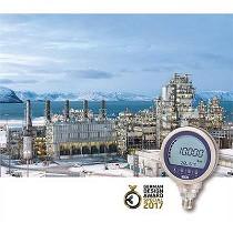 Manómetro digital de precisión para rangos extremos