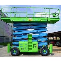 Plataformas elevadoras de tijera