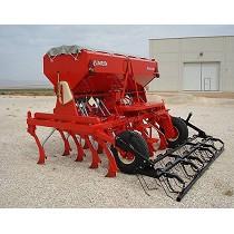Sembradoras mecánicas de siembra directa