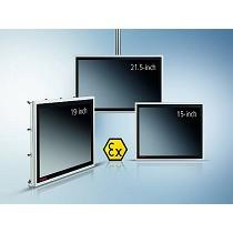Monitores para el uso en zonas con riesgo de explosión