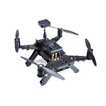Plataforma de cuadricópteros no tripulados