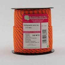 Cuerda trenzada en nylon