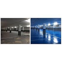 Renovación de suelos de parkings y garajes