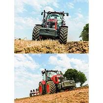 Tractor de gran potencia
