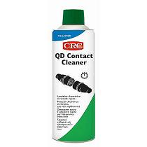 Limpiador de contactos con residuo 0