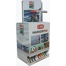 Expositor marcadores de pintura