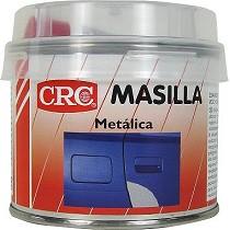 Masilla reparación superfícies metálicas