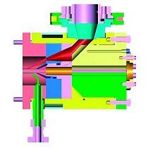 Producción de perfiles híbridos de 4 componentes para juntas de automóviles